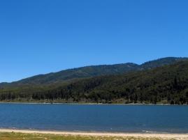 Sunday Post: Natural Resources - water - Lake Hemet, California
