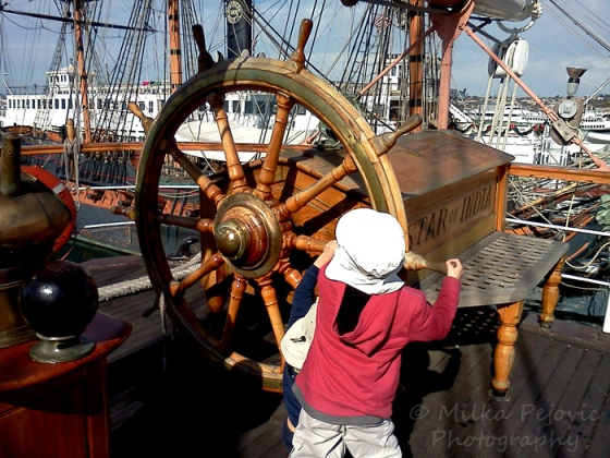 Star of India - San Diego Maritime Museum