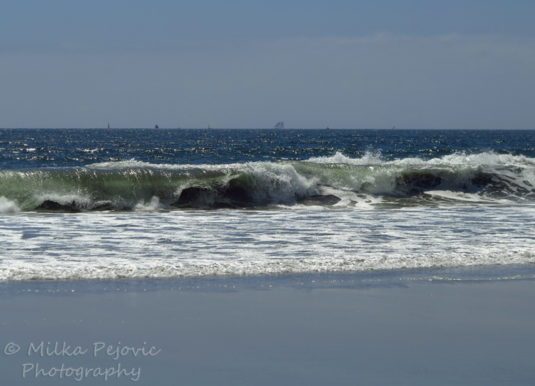 WordPress weekly photo challenge: Change - the ocean waves