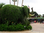 Sunday Post: Attraction - Entrance of the world famous San Diego Zoo