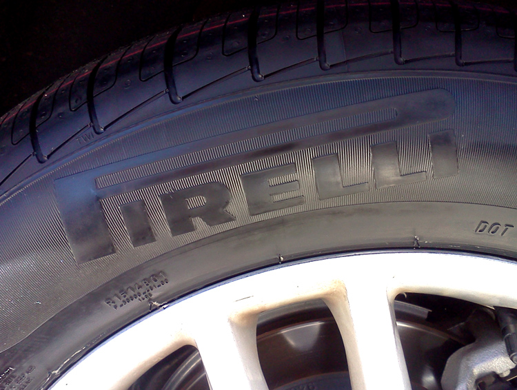 WordPress weekly photo challenge: Escape with Pirelli tires
