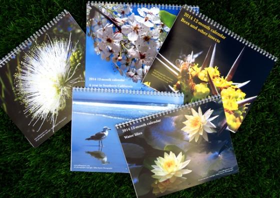 2014 nature photography calendars