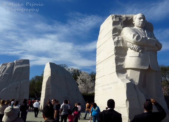 Martin Luther King Memorial in Washington D.C.
